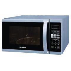 Hisense H28MOMME 28L Silver Electronic Microwave
