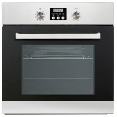 Hisense HBO60103 600mm Stainless Steel Eye Level Oven