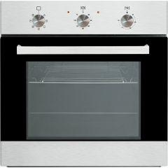 Hisense HBO60203 600mm Stainless Steel Eye Level Oven