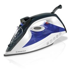 Bennett Read HIR1011600W Blue Steam Iron