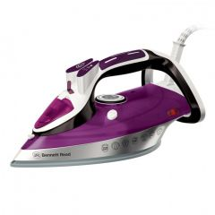 Bennett Read HIR203 2200W Purple Fusion Steam Iron