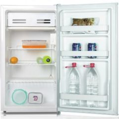 Swiss Appliances HS121LS 120L Silver Bar Fridge