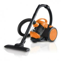 Bennett Read HVC101 1200W Orange Zoom Canister Vacuum Cleaner