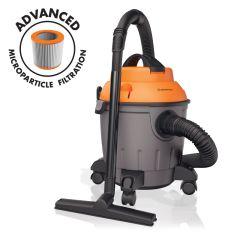 Bennett Read HVC218 Tough 18 Wet & Dry Vacuum