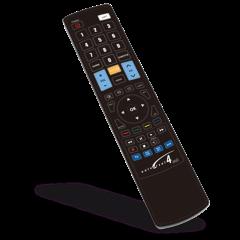 DigiTech JL-3088 Universal 4 Web Programmable Replacement Remote