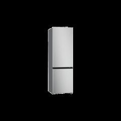 Bosch KGV33NL1AZ 264L Stainless Steel Look Combi Fridge/Freezer