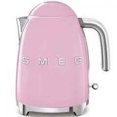 Smeg KLF03PKEU 1.7L Retro Pink Electric Kettle