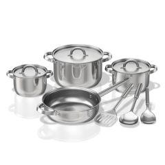 Bennett Read KSC310 10Pce Cuisine Craft Cookware Set