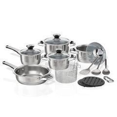 Bennett Read KSC316 16Pce Finesse Cookware Set
