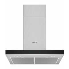 Siemens LC66BHM50 600mm Stainless Steel Wall Mounted Extractor