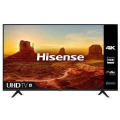 "Hisense LEDN55A7100F 50"" UHD Smart LED TV"