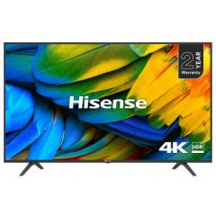 "HISENSE LEDN58A7100F 58"" UHD Smart LED TV"