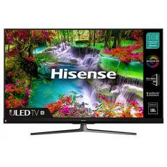 "Hisense LEDN55U8QF 55"" Premium 4K Smart QD ULED TV"