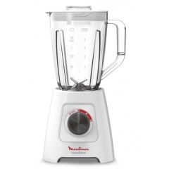 Moulinex LM422125 600W White Blendforce Jug Blender