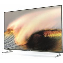 """JVC LT-50N7105 50"""" UHD Smart Edgeless LED TV"""