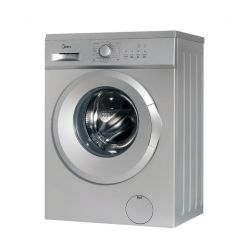 Midea MFE70-S1202/A07-S 7KG Silver Front Loader