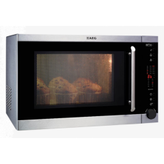 AEG MFG3026S-M Stainless Steel 30L Grill Microwave