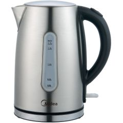 Midea MK-17S30B2 1.7L Stainless Steel Deluxe Cordless Kettle