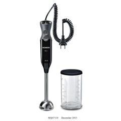 Siemens MQ67110 750W Black Hand Blender