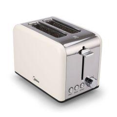Midea MT-RS2L13W-C 2 Slice Cream Toaster