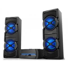 JVC MX-N628B 3000W DVD HiFI System