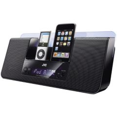 JVC NX-PN10 Portable Audio System IPOD/IPhone Docking Station