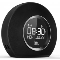 JBL OH1983 Black Horizon Bluetooth Clock Radio