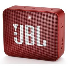 JBL OH4412 Ruby Red Go 2 Wireless Portable Bluetooth Speaker