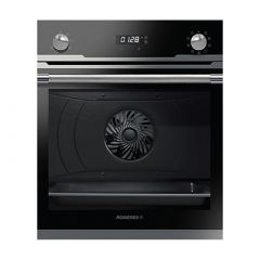 Rosieres RF697ZIN/1 60cm Black/Inox Multifunction Sublime Oven