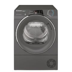 Candy RO H10A2TCER-ZA 10kg RapidÓ Anthracite Heat Pump Tumble Dryer
