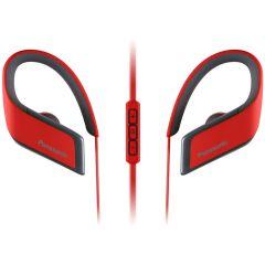 Panasonic RP-BTS30E-R Red Wireless Sport Headphones