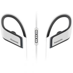 Panasonic RP-BTS30E-W White Wireless Sport Headphones