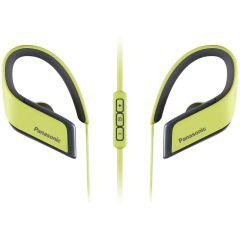 Panasonic RP-BTS30E-Y Yellow Wireless Sport Headphones