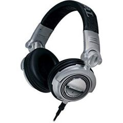 Panasonic RP-DJ1210E-S Silver Technics Professional DJ Headphones