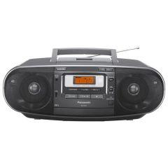 Panasonic RX-D55AEG-K Black Portable CD/Radio Player
