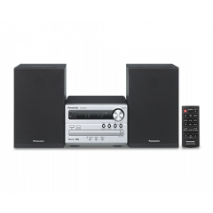 Panasonic SC-PM250GS-S Micro HiFi System