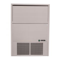 SnoMaster SM-80S 80KG Stainless Steel Plumbed In Commercial Gourmet Ice Maker