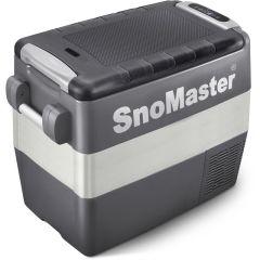 SnoMaster SMDZ-LS50 50L Grey AC/DC Plastic Fridge/Freezer