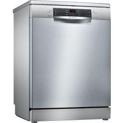 Bosch SMS46MI00Z Silver Inox 14 Place Dishwasher