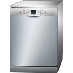 Bosch SMS68L28TR 13 Place Stainless Steel Freestanding Dishwasher