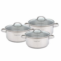 Snappy Chef SSCS005 6 Piece Cookware Set
