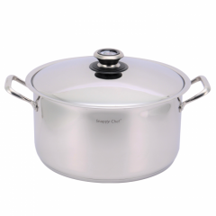 Snappy Chef SSDS014 14L Deluxe Stock Pot