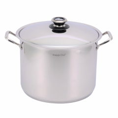 Snappy Chef SSDS021 21L Deluxe Stock Pot