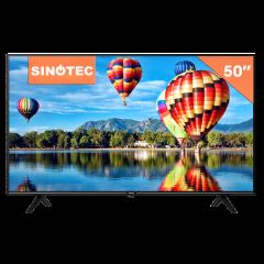 """Sinotec STL-50U20AT 50"""" UHD Android LED TV"""