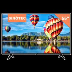 """Sinotec STL-55U20AT 55"""" UHD Android LED TV"""
