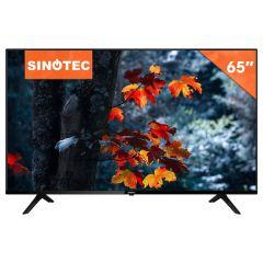 """Sinotec STL-65U20AT 65"""" UHD Android LED TV"""