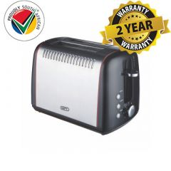 Defy TA828S 2 Slice Stainless Steel Toaster