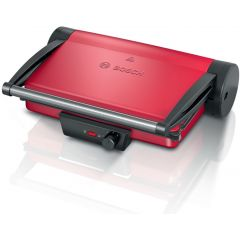 Bosch TCG4104 2000W Red Table Top Grill