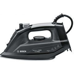 Bosch TDA102401C 2400W Black Sensixx´x CordPlus Steam Iron