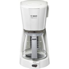 Bosch TKA3A031 1100W White CompactClass Extra Coffee Maker